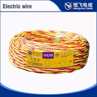 Special Alibaba china Fabric Coated Electric Wire