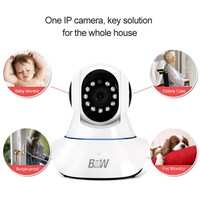1.3MP HD network ip camera installation free OEM Mobile APP