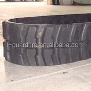 rubber tracks for excavator,small robot rubber tracks 180 x 60 rubber tracks for mini excavator