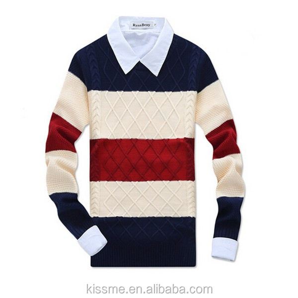 New Designs Woolen Sweater For Men 2015 , Buy Custom Mens T Shirt,Cotton  Long Sleeve Plain Shirt,Long Sleeve T Shirt Product on Alibaba.com