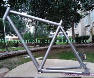 super light titan mtb bicycle frame customized mountain city bike frame 29er cheap high quality than carbon steel aluminum frame