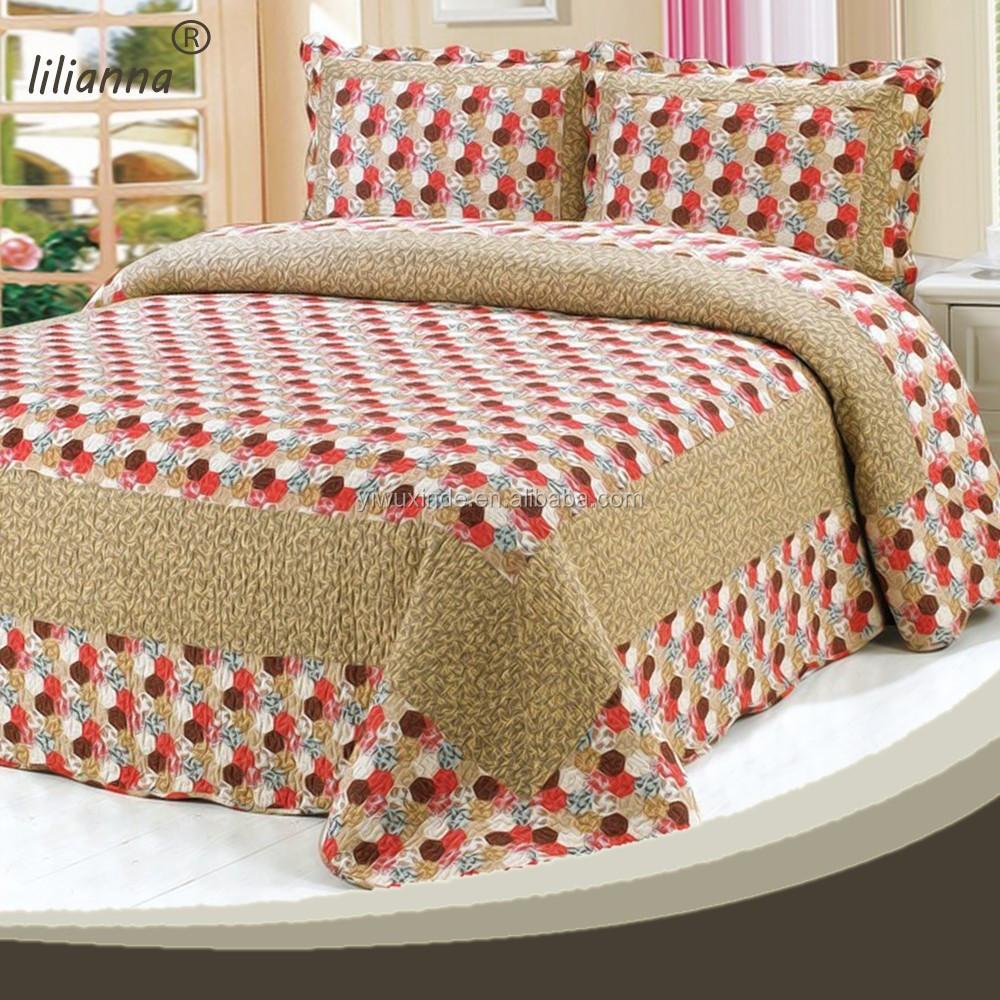 Venta al por mayor colcha bebe patchwork compre online los for Colchas de punto de lana