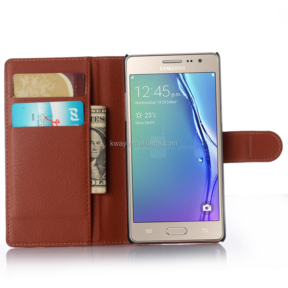 Wallet Flip PU Leather Case Cover for Samsung Galaxy S8 S8 Plus with Stand & Card Holder