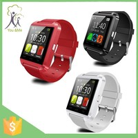 2015 new product U8 Smart Watch android smart watch phone with cheap price