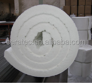 CT high pure ceramic fiber blanket for thermal industry China manufacturer
