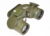 SPINA OPTICS High magnification 7X50 floating binoculars with compass and measurement