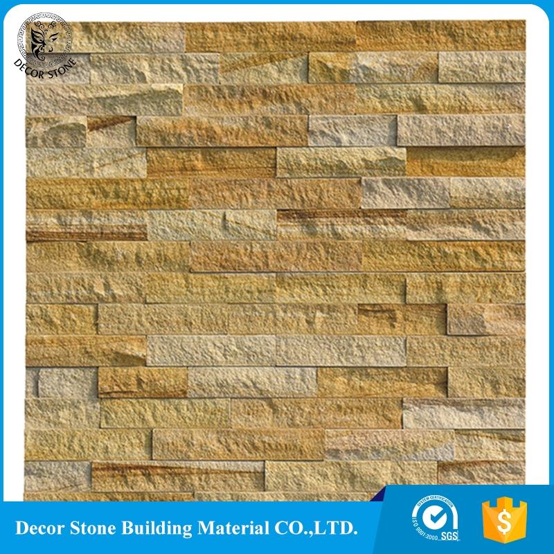 high quality hot sales white wall stone cladding with good