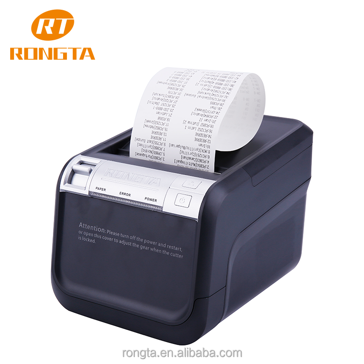 3 inch auto cutter wifi bluetooth penerimaan pos printer thermal
