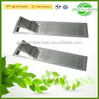 HVAC System Heating Parts Modern Aluminum Ventilation Floor Register Grille