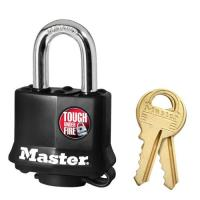 Master Lock 311, Non-Rekeyable Padlock