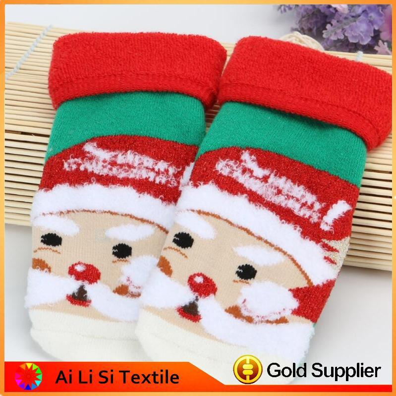 New design Christmas Stocking Funny Christmas Socks Christmas Gift Box