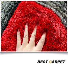 nice design shaggy carpet hand made chinese children carpet