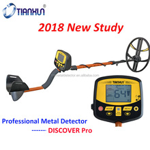 "DISCOVER Pro 15"" big search coil and new design high sensitivity metal detector"