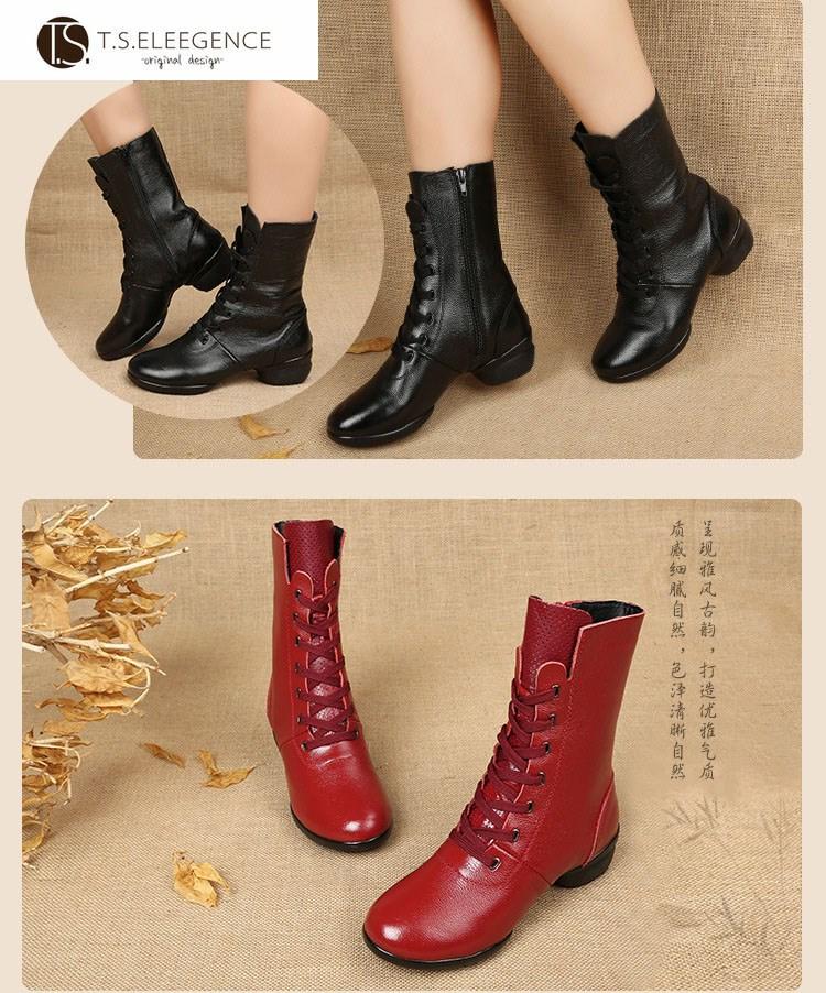 Baile Botas Chicas Hop Vestido Hip Las Zapatos De qc4j3A5LR