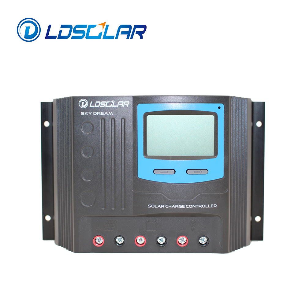 50A Solar Charge Controller 48 Volt Oem Brand Name For Middle East And Africa
