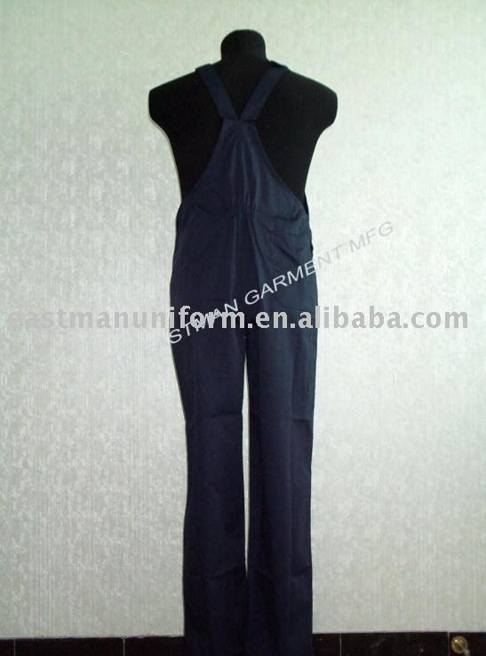 Uniform Bibpants