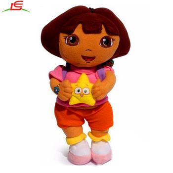 Al Niña Dora De Mayor exploradora Suave Estrella Peluche Buy Muñeca La Mochila Por Venta Con Dora Juguetes Y Felpa IfmYb7y6gv