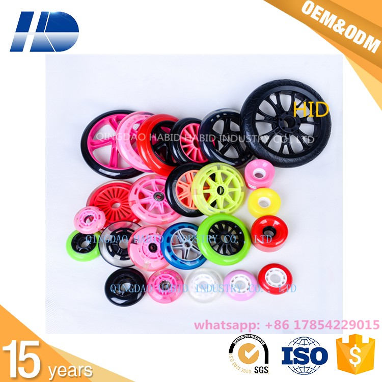 chrome scooter wheels scooter electric skateboard kick roller skate