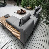 Simple but elegant new design outdoor deep seating sofa Grid