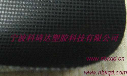 Warp Knitted FR PVC Laminated Tarpaulin for Air Duct