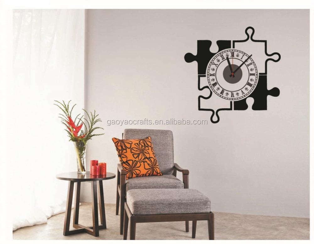 morden diseo diy reloj de pared d decoracin del hogar etiqueta diy wall sticker reloj pegatinas