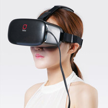 DeePoon E2 virtual reality glasses with Samsun AMOLED display 1080p full hd 75 hz IMAX compatible oculus rift DK1 DK2