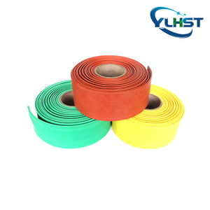 polyolefin thin wall tube thick for copper busbar insulation heat shrink tubing