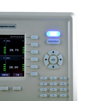 0-64 channels paperless <strong>temperature</strong> and humidity recorder with acquisition software