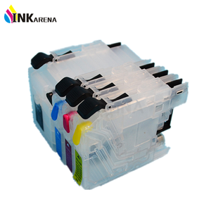 Compatible For Brother j100 j105 j200 Refill For Brother LC539 LC535 Refill Ink Cartridge