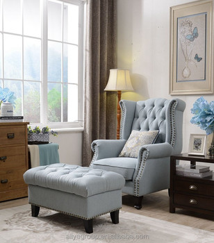 YKSC-High quality European style classic wooden living room ...