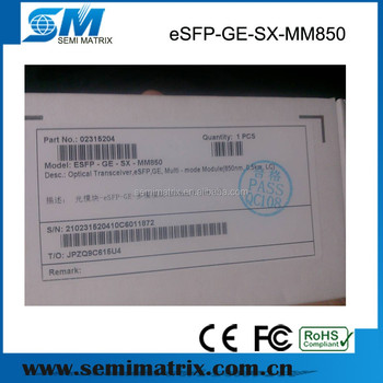 Huawei Sfp Optical Module Ge 850nm 0.5km Mmf Esfp-ge-sx-mm850 ...