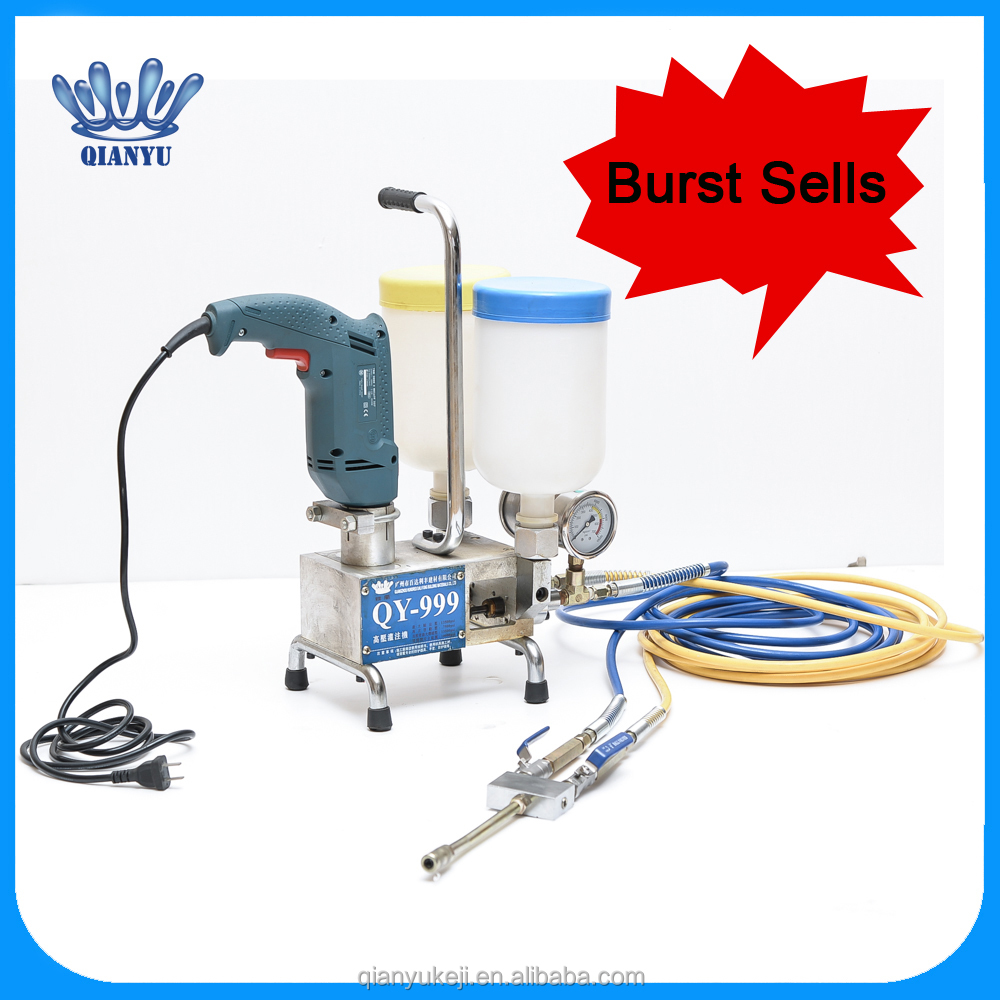 Burst sells high pressure two-component waterproof Epoxy hydrophoblic polyurethane PU grouting injection pump