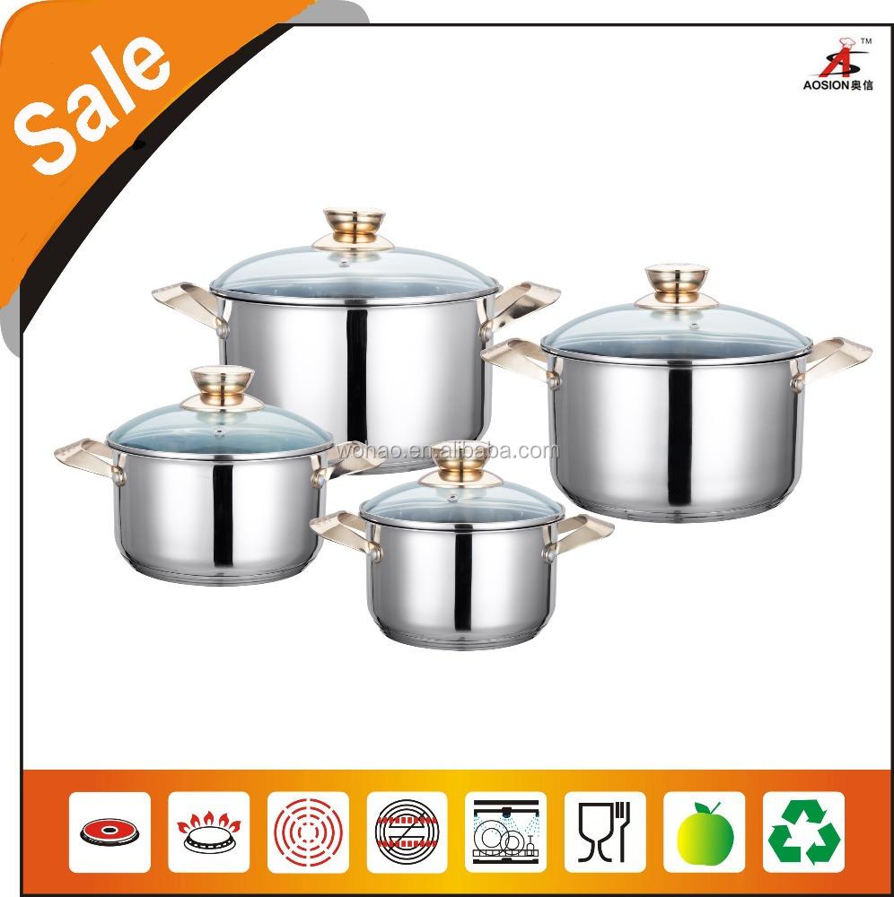 Dise o de lujo acero inoxidable parini utensilios de cocina juegos de utensilios de cocina - Utensilios de cocina de diseno ...