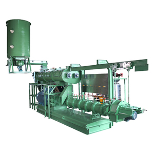 China supplier floating pellets extruder parts fish feed milling machine