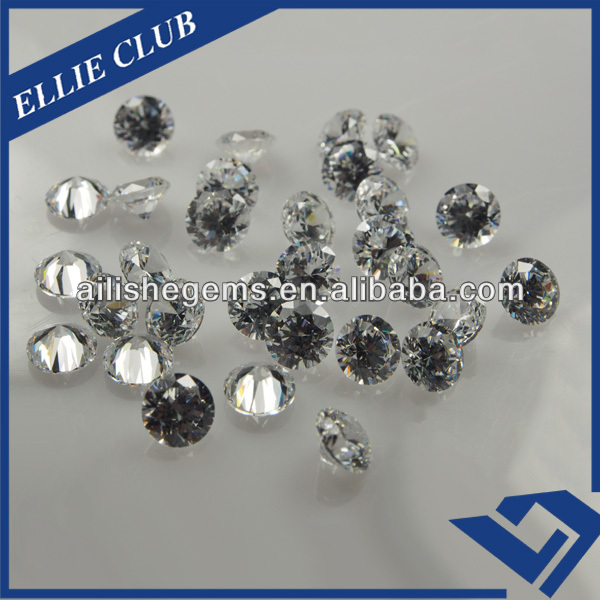 wholesale good price jewel zircon stones sale by KG