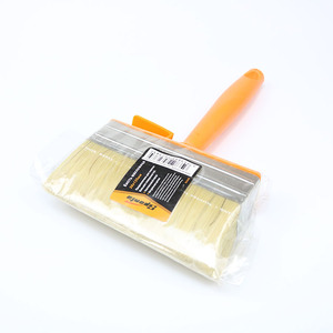 Universal wallpaper wood handle paint brush