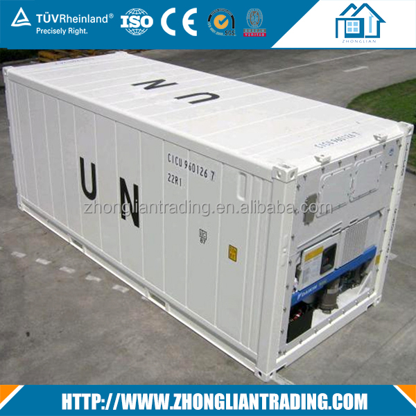 thermo king 10ft 40ft used reefer container for sale