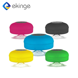 2019 top quality shower speaker water proof