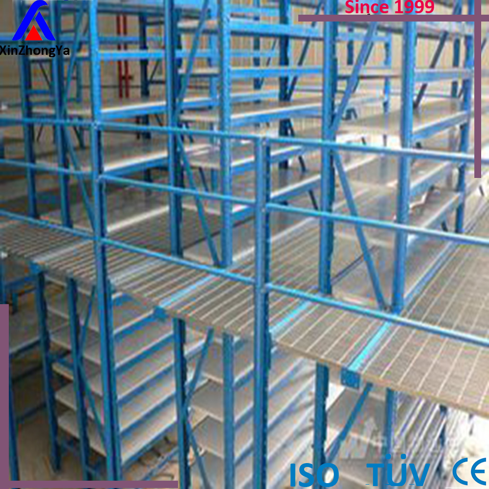 MEZZANINE FLOORING SYSTEMS FOR STORAGE, RETAIL, INDUSTRIAL AND OFFICE USE.....
