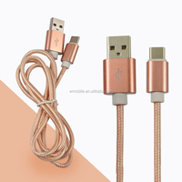 Best quality OEM logo for new macbook fast charge 56k resistor USB 3.1 type c cable