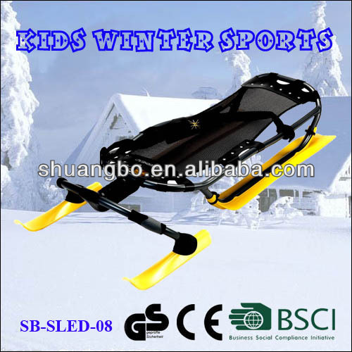 2016 New Arrival Aluminum Snowmobile for Winter Sporting(SB-Sled-08)