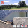 HDPE geomembrane,artificial lakes reinforced membrane 2mm