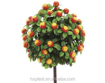 orange christmas tree decorations orange fruit trees - Christmas Tree Decorations Names