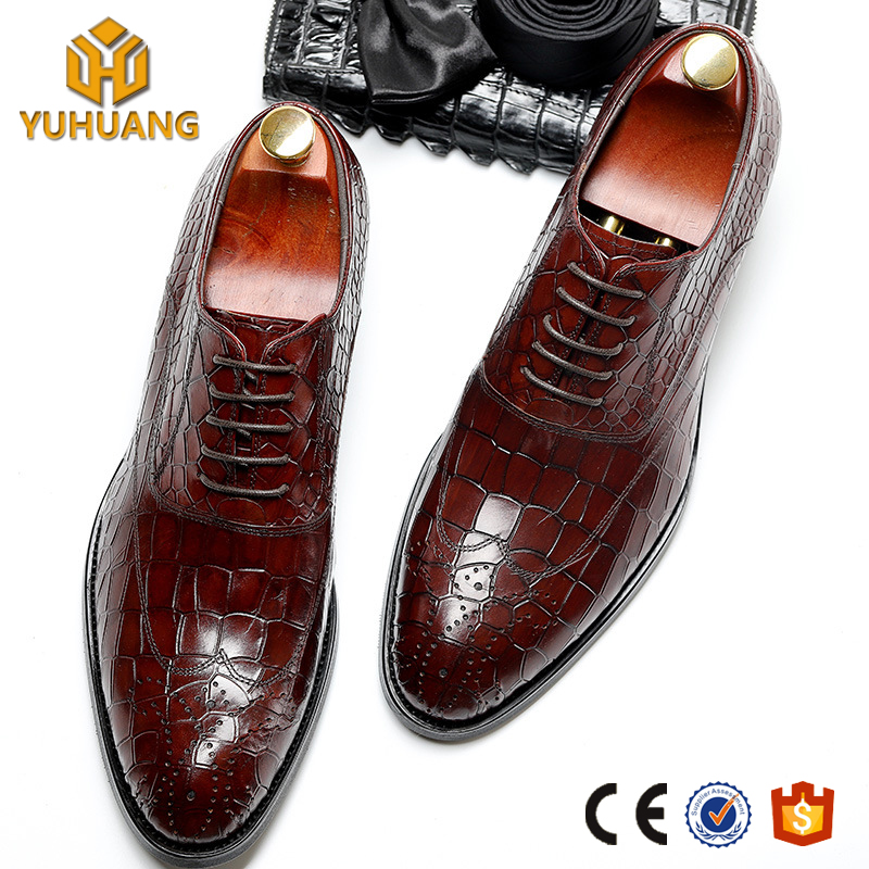 Luxury Lining Genuine Gender Men Shoes Dress Leather Material 78ZqwnZta