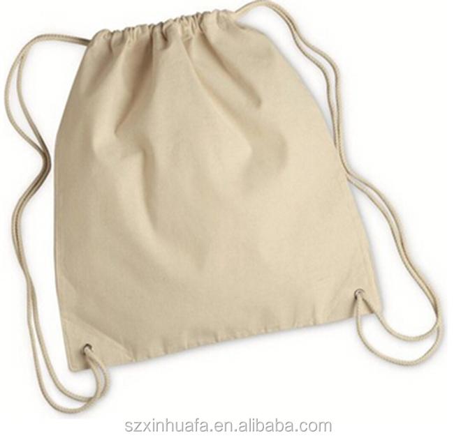 China Manufacturer Economic Small Drawstring Bag