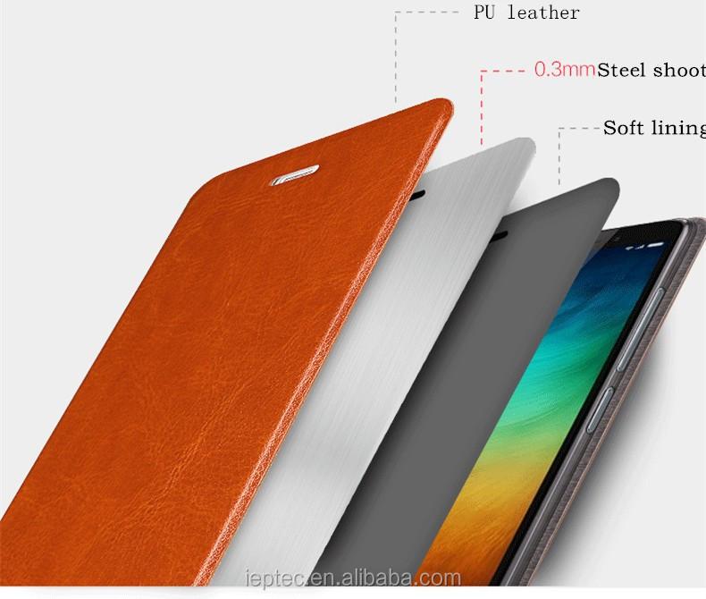 new arrivals 3737f 00738 Mofi Original Leather Flip Cover For Xiaomi Redmi Note 3 Pro Prime,Mobile  Phone Holder Back Case For Xiami Xiomi Redmi Note3 - Buy Xiaomi Redmi Note  ...