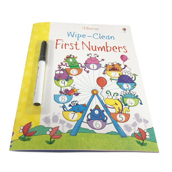 Children Book Printing Children Thick Paper Book Printing Hardcover Book