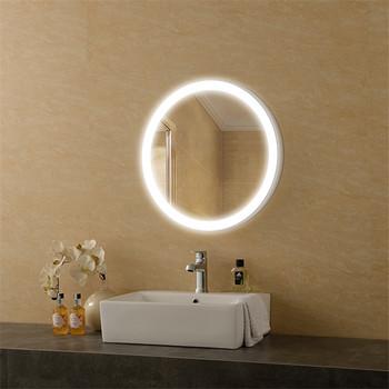 Sandblasted Bathroom Mirror Designs