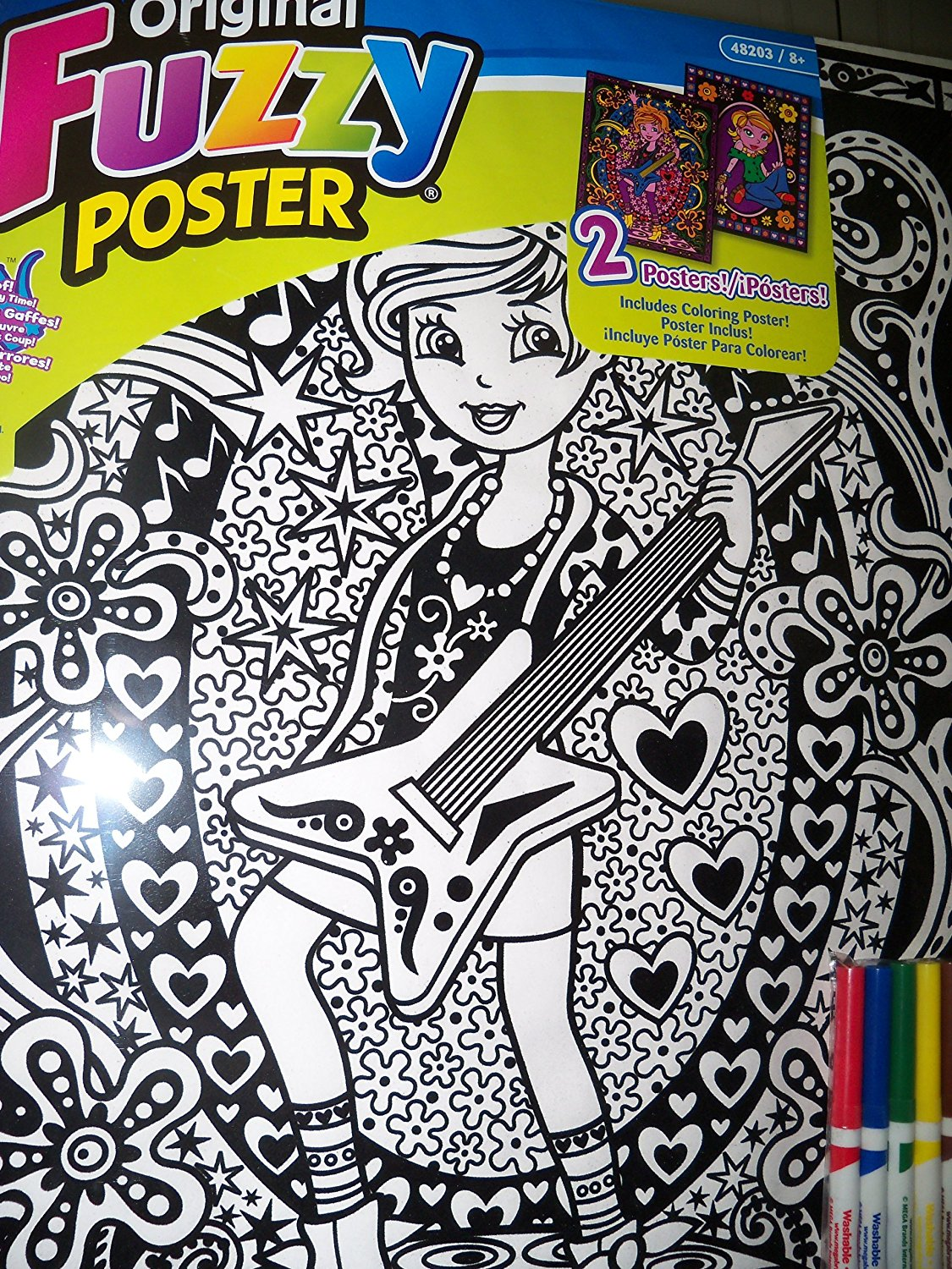 Cheap Roseart Fuzzy Posters, find Roseart Fuzzy Posters deals on ...