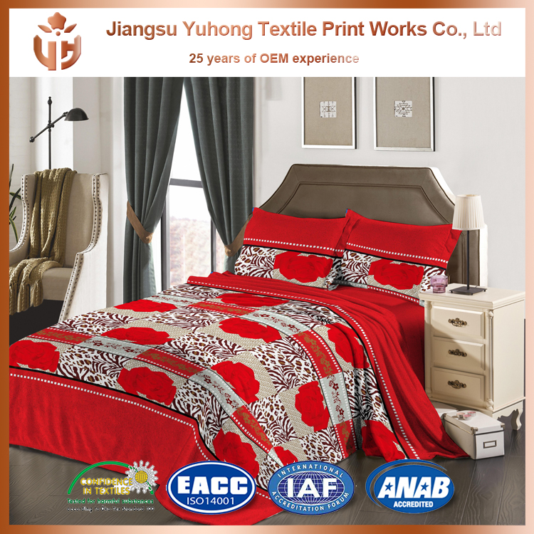 China Direct Supplier Bedspreads And Comforters Sets Duvet Cover Sets 100% Cotton